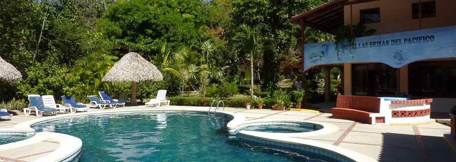 Samara Costa Rica Beach Vacation At Las Brisas Del Pacifico Beachfront Resort And Hotel In Playa